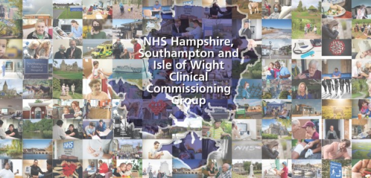 nhs hampshire southampton and isle of wight